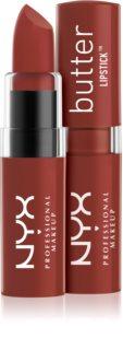 NYX Professional Makeup Butter Lipstick Creamy Lipstick