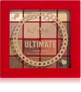 NYX Professional Makeup Lunar New Year Ultimate Shadow Palette szemhéjfesték paletta