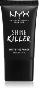 NYX Professional Makeup Shine Killer prebase de maquillaje matificante