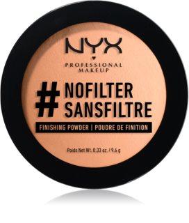 NYX Professional Makeup #Nofilter cipria