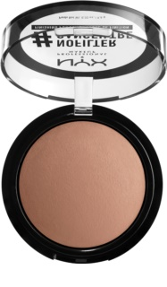NYX Professional Makeup #Nofilter poudre