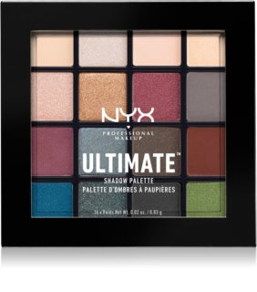 NYX Professional Makeup Ultimate Shadow palette di ombretti