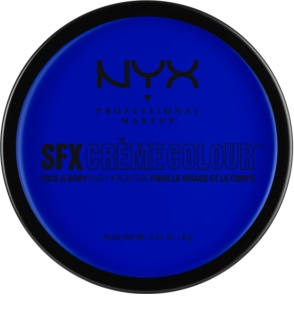 NYX Professional Makeup SFX Creme Colour™ make up do twarzy i ciała