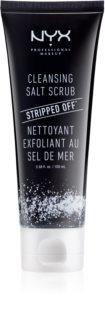 NYX Professional Makeup Stripped Off™ peeling suavizante para pele