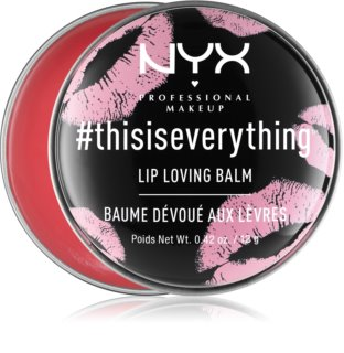 NYX Professional Makeup #thisiseverything balsam de buze