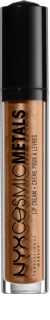 NYX Professional Makeup Cosmic Metals™ Flüssig-Lippenstift Metallic