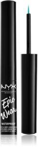 NYX Professional Makeup Epic Wear Metallic Liquid Liner dlouhotrvající gelové oční linky
