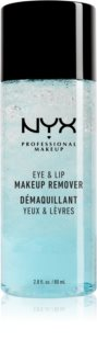 NYX Professional Makeup Eye & Lip Makeup Remover Oog en Lippen Make-up Remover