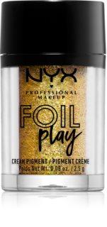 NYX Professional Makeup Foil Play trblietavý pigment
