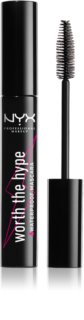 NYX Professional Makeup Worth The Hype máscara resistente à água