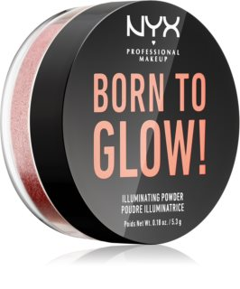 NYX Professional Makeup Born To Glow poudre illuminatrice