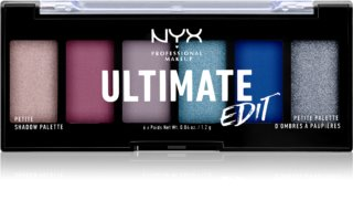 NYX Professional Makeup Ultimate Edit Petite Shadow Lidschattenpalette