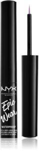 NYX Professional Makeup Epic Wear Liquid Liner Liquid Eyeliner with a Metallic Matte Finish