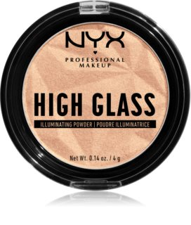 NYX Professional Makeup High Glass rozjasňovač