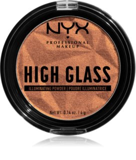 NYX Professional Makeup High Glass iluminador