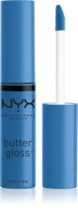NYX Professional Makeup Butter Gloss lesk na rty