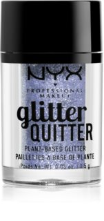 NYX Professional Makeup Glitter Quitter αστραφτερά στολίδια