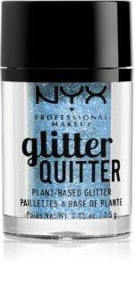 NYX Professional Makeup Glitter Quitter třpytky
