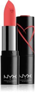 NYX Professional Makeup Shout Loud rossetto idratante in crema