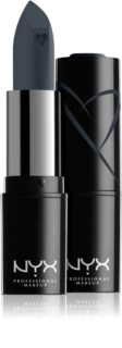 NYX Professional Makeup Shout Loud Creamy Moisturising Lipstick