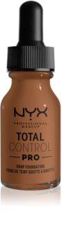 NYX Professional Makeup Total Control Pro Drop Foundation fondotinta