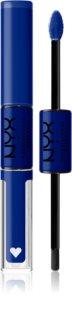 NYX Professional Makeup Shine Loud High Shine Lip Color  rouge à lèvres liquide brillance intense