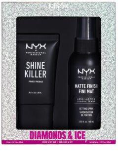 NYX Professional Makeup Diamonds & Ice kozmetični set (za popolno polt)