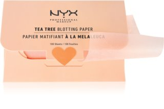 NYX Professional Makeup Blotting Paper Mattierende Tücher