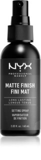 NYX Professional Makeup Makeup Setting Spray Matte fixáló spray