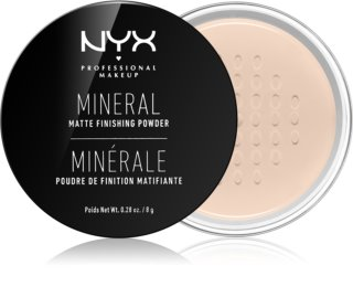 NYX Professional Makeup Mineral Finishing Powder minerální pudr