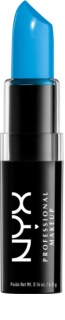 NYX Professional Makeup Macaron Lippie ruj cu persistenta indelungata