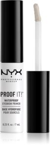 NYX Professional Makeup Proof It! prebase de maquillaje de cejas