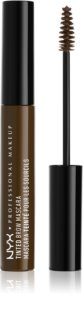 NYX Professional Makeup Tinted Brow Mascara спирала  за вежди