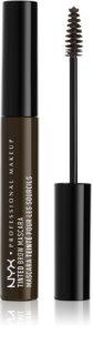 NYX Professional Makeup Tinted Brow Mascara Mascara für die Augenbrauen