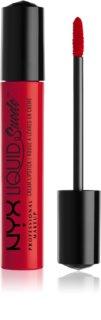 NYX Professional Makeup Liquid Suede™ Cream жидкая водостойкая помада для губ с матирующим финишем