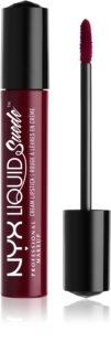 NYX Professional Makeup Liquid Suede™ Cream Αδιάβροχο υγρό κραγιόν ματ