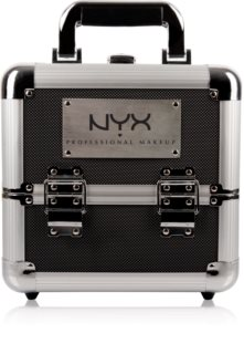 NYX Professional Makeup Beginner Makeup Artist Train Case Makeup Case