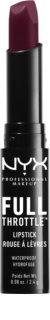 NYX Professional Makeup Full Throttle rtěnka