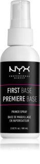 NYX Professional Makeup First Base Primer Spray base de maquillage en vaporisateur