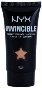 NYX Professional Makeup Invincible make-up proti nedokonalostem pleti
