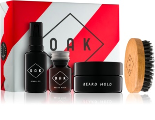 OAK Natural Beard Care Kosmetik-Set  I. für Herren