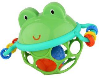 Oball Jingle & Shake Pal™ hračka Frog 0m+