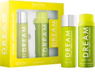Odeon Dream Classic Green lote de regalo I. para mujer