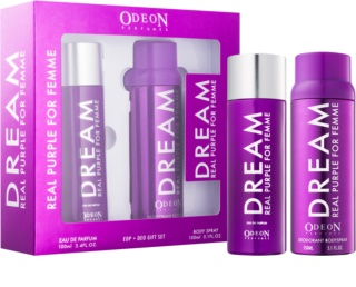Odeon Dream Real Purple lote de regalo I. para mujer