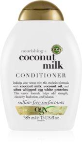 OGX Coconut Milk balsam hidratant cu ulei de cocos