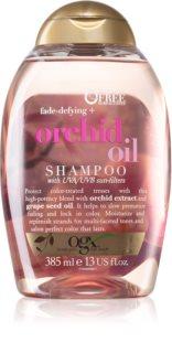 OGX Orchid Oil поживний шампунь для фарбованого волосся