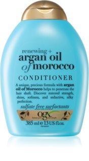 OGX Argan Oil Of Morocco balsam pentru indreptare pentru un par stralucitor si catifelat