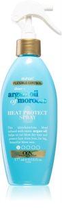 OGX Argan Oil Of Morocco Economizor de timp cu rol protector împotriva căldurii