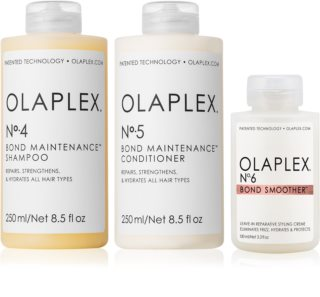 Olaplex Bond Maintenance coffret (para cabelo normal)