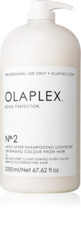 Olaplex N°2 Bond Perfector Regenerating Protective Treatment for Hair Colouring With Pump